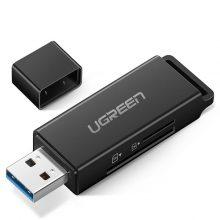 کارت خوان USB 3.0 یوگرین (Ugreen) مدل ۴۰۷۵۲